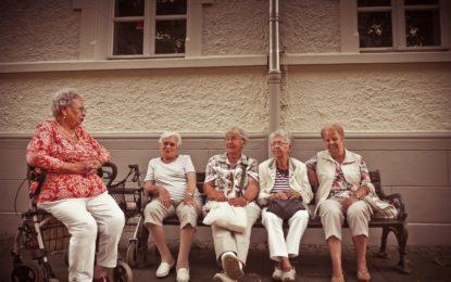 Envejecimiento y la gestión de la población