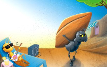 La fábula de la hormiga y la cigarra: El camino hacia un envejecimiento saludable